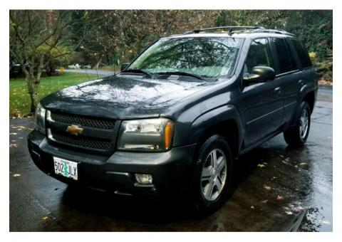 2007 Chevy Trailblazer Lt