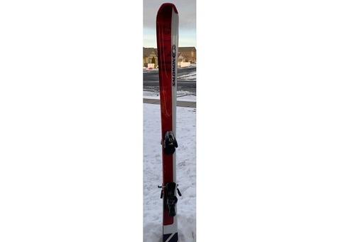 Salomon X Wing Fury skis w/bindings