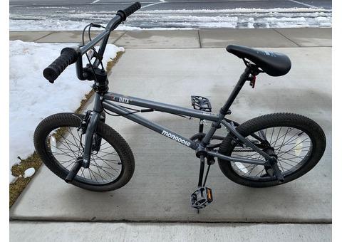 "Mongoose BMX Bike 20.5"" frame"